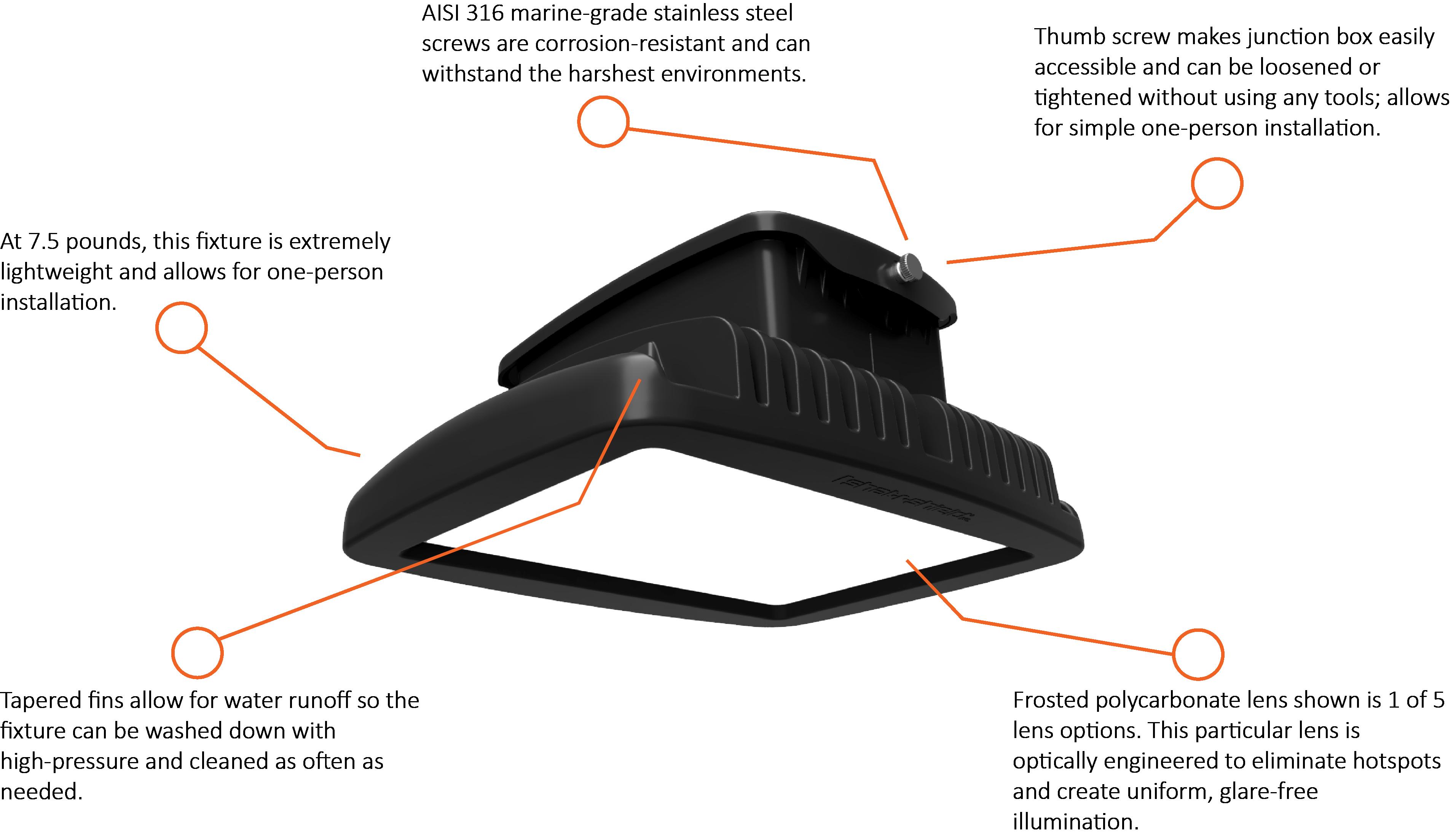 Shat R Shield Incoplas Led Hybrid Fixture Wiring Diagram 120 Volt Light Design Elements